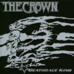 Cover - The Crown – Deathrace King
