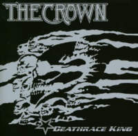 The Crown - Deathrace King - Cover