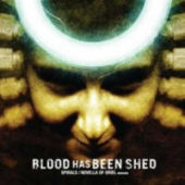 Blood Has Been Shed - Spirals / Novella of Uriel (Re-Release) - CD-Cover