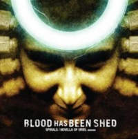 Blood Has Been Shed - Spirals / Novella of Uriel (Re-Release) - Cover