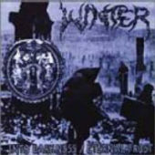 Winter - Into Darkness / Eternal Frost - CD-Cover