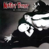 Notre Dame - Vol.1: Le Theâtre du Vampire - CD-Cover