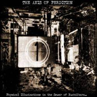Axis Of Perdition - Physical Illucinations in the Sewer of Xuchilbara (The Red God) - Cover