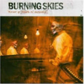 Burning Skies - Murder By Means Of Existence - CD-Cover