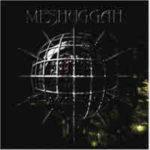 Cover - Meshuggah – Chaosphere