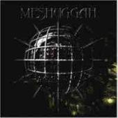 Meshuggah - Chaosphere - CD-Cover