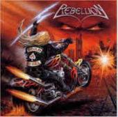 Rebellion - Born A Rebel - CD-Cover
