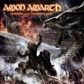 Amon Amarth - Twilight Of The Thunder God - CD-Cover