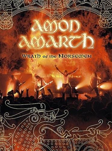 Amon Amarth - Wrath Of The Norsemen (DVD) - Cover