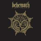 Behemoth - Demonica (Re-Release) - CD-Cover