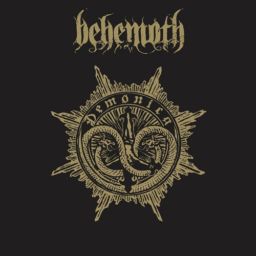 Behemoth - Demonica - Cover