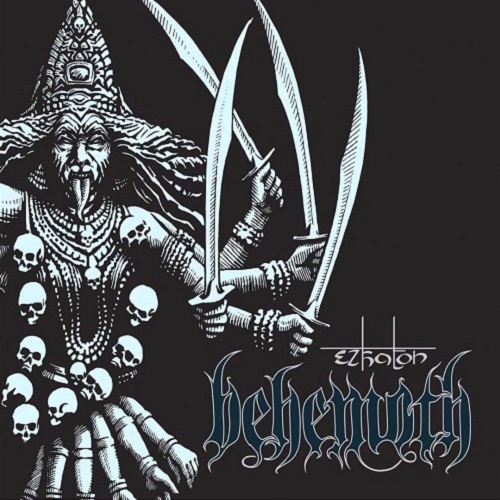 Behemoth - Ezkaton (EP) - Cover