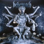 Behemoth - The Apostasy - CD-Cover