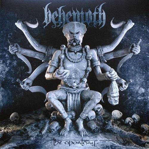 Behemoth - The Apostasy - Cover