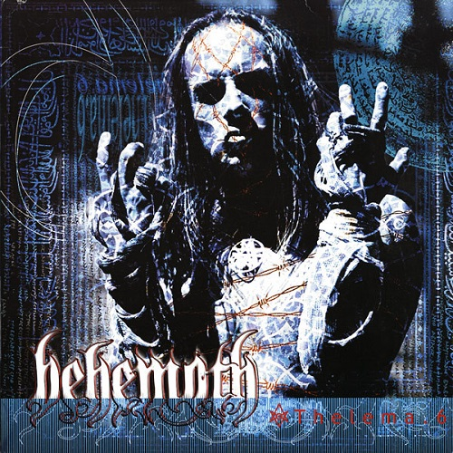 Behemoth - Thelema.6 - Cover