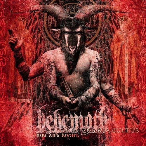 Behemoth - Zos Kia Cultus / Here And Beyond - Cover