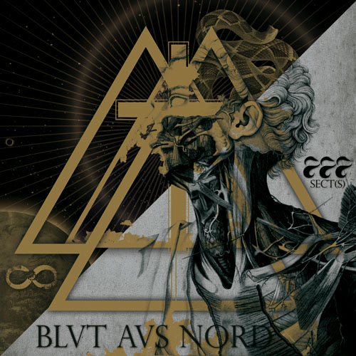 Blut Aus Nord - 777 – Sect(s) (Pt. I) - Cover