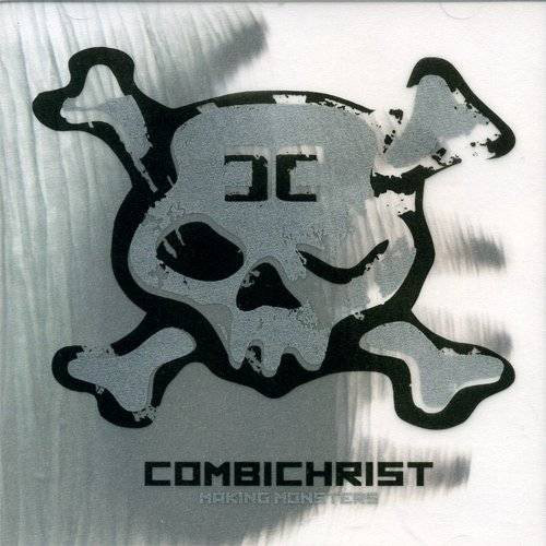 Combichrist - Making Monsters - Cover