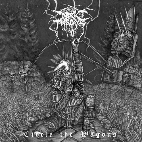 Cover - Darkthrone – Circle The Wagons