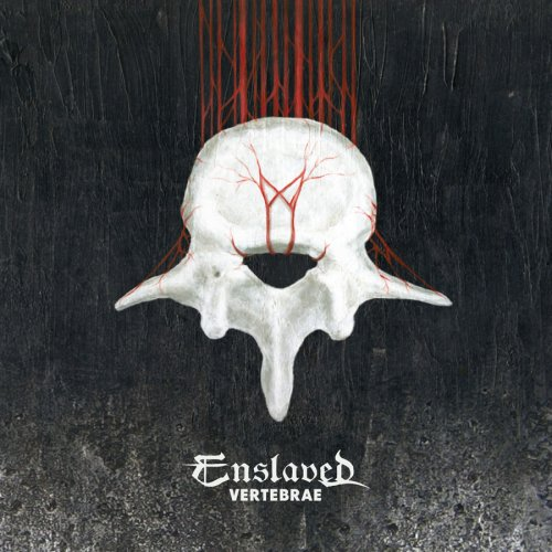 Enslaved - Vertebrae - Cover