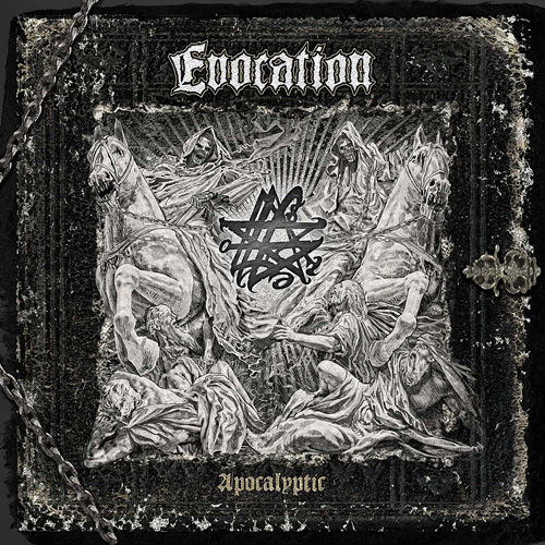 Evocation - Apocalyptic - Cover