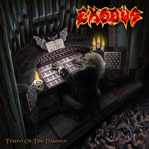 Exodus - Tempo Of The Damned - Cover