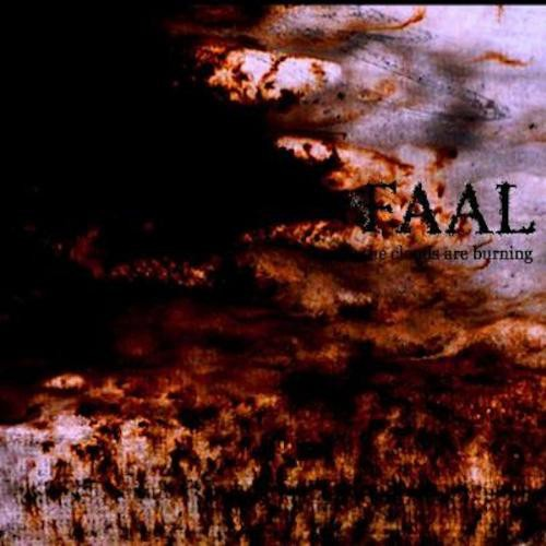 Faal - The Clouds Are Burning - Cover