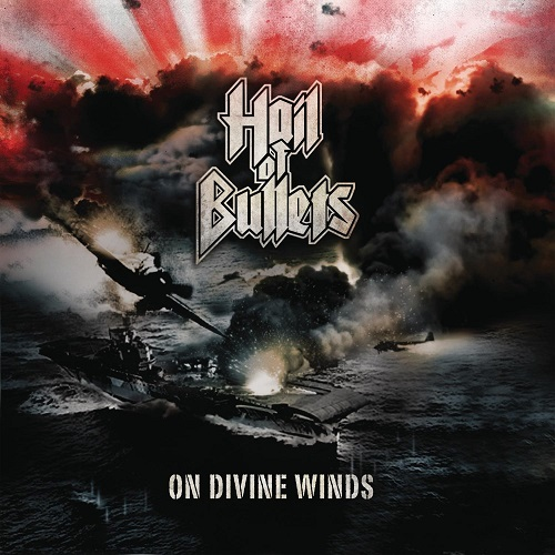 Hail Of Bullets - On Divine Winds - Cover