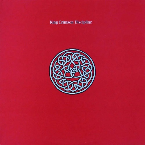 King Crimson - Discipline - Cover