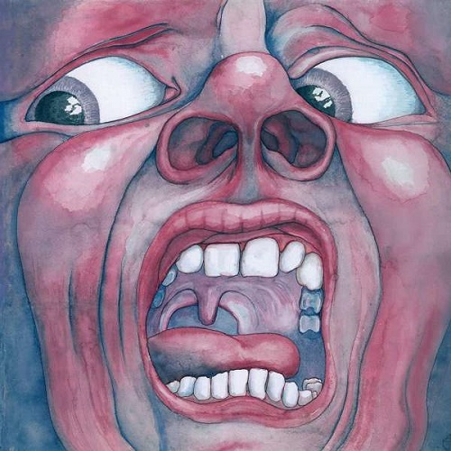 King Crimson - In The Court Of The Crimson King - Cover
