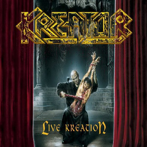 Kreator - Live Kreation - Cover