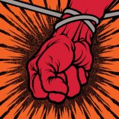 Metallica - St. Anger - CD-Cover