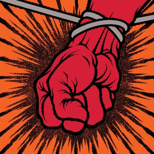Metallica - St. Anger - Cover