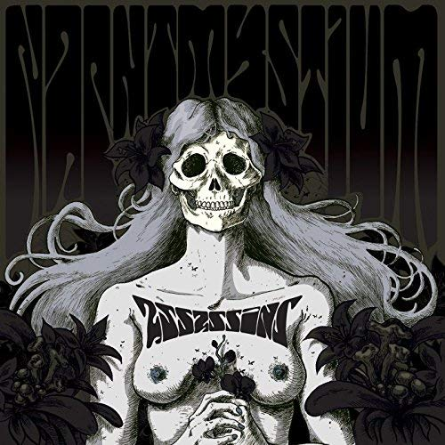Nachtmystium - Assassins: Black Meddle Part 1 - Cover