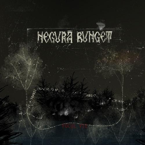 Negura Bunget - Focul Viu (DVD) - Cover