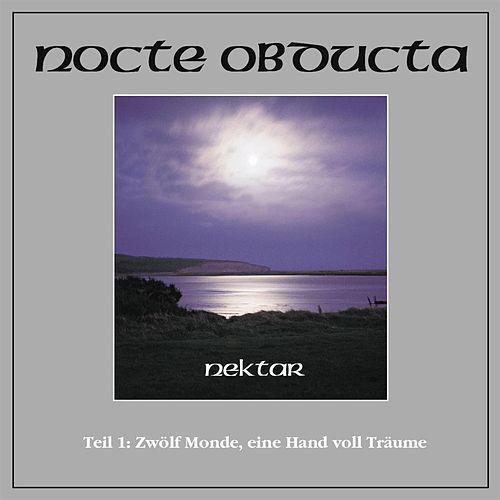 Nocte Obducta - Nektar (Teil 1: Zwölf Monde, Eine Handvoll Träume) - Cover