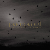 Primordial - The Gathering Wilderness - CD-Cover