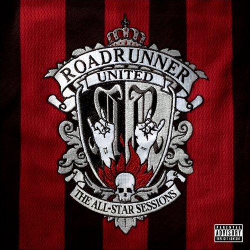 Cover - Roadrunner United – The All-Star Sessions
