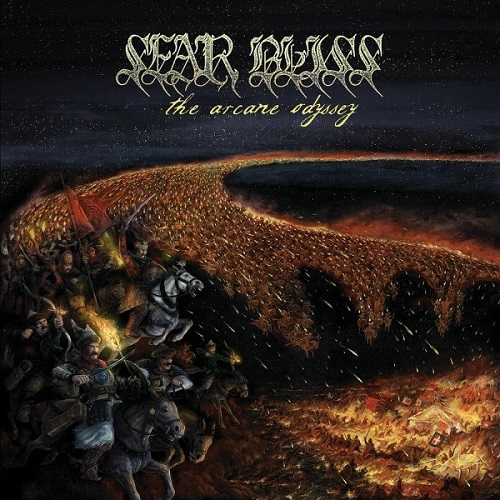 Sear Bliss - The Arcane Odyssey - Cover