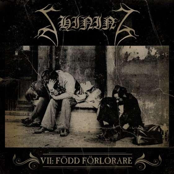 Shining - VII: Född Förlorare - Cover