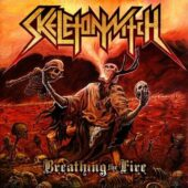 Skeletonwitch - Breathing The Fire - CD-Cover