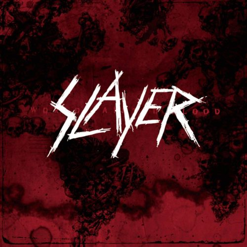 Slayer - World Painted Blood - Cover