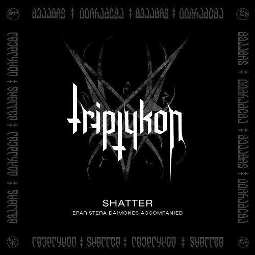 Triptykon - Shatter (EP) - Cover