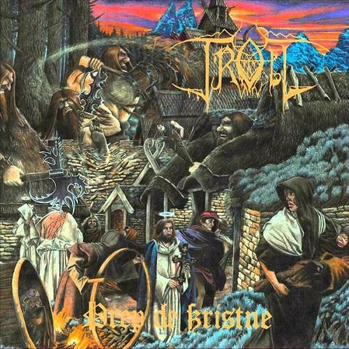 Cover - Troll – Drep De Kristne