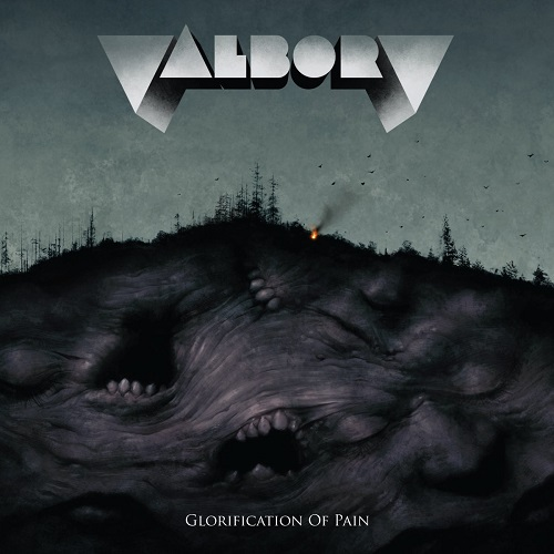 Valborg - Glorification Of Pain - Cover