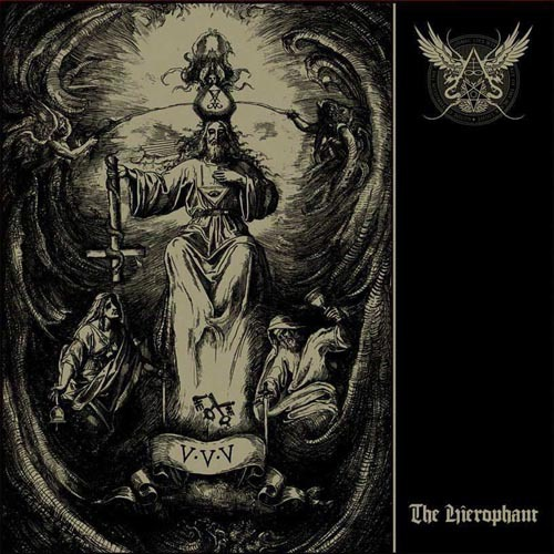 Blaze Of Perdition - The Hierophant - Cover
