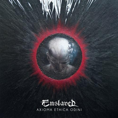 Enslaved - Axioma Ethica Odini - Cover