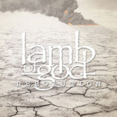 Lamb Of God - Resolution - CD-Cover