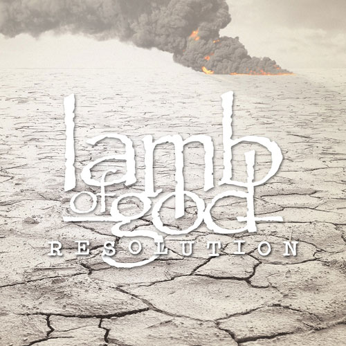 Lamb Of God - Resolution - Cover