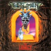Testament - The Legacy - CD-Cover